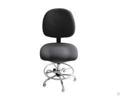 Conductive Fabric Desk Height Esd Chair