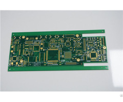 High Quality Ni Pd Au Rigid Pcb Manufacturers 0 5% Warp And Twist For Industrial Control Motherboard