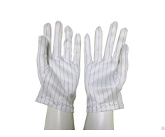 Anti Static Cleanroom Electronics Industrial Machinery Esd Gloves