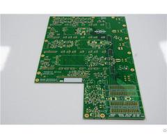 Energy And Gas Metering Equipment Rigid Pcb With Autoid Rfid Rtls Technologies