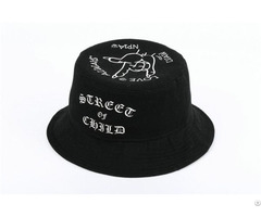 Top Quality Bucket Hat 100% Cotton