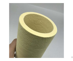 High Temperature Kevlar Felt Roller Tube