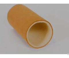 Pbo Fiber High Temp Felt Roller Tube For Aluminium Profile