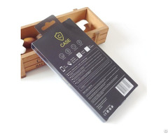 Wholesale Pvc Plastic Box Packaging For Cell Phone Case Pack Boxes
