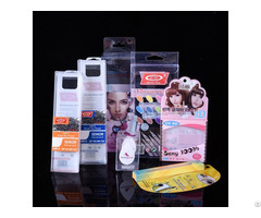 Manufacturer Custom Pvc Pet Pp Folding Transparent Packing Printing Plastic Box