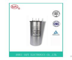 Cbb65 Single Air Conditioner Motor Run Capacitor