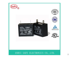 Cbb61 Fan Capacitor For Motor Start