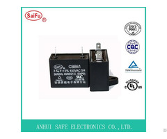 Cbb61 Ceiling Fan Capacitor For Motor
