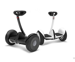 Xiaomi Mini Pro Self Balancing Scooter With Handle Bar