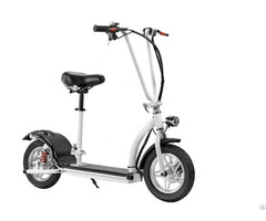 Citycoco Electric Scooter 12 Inch
