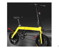 Foldable Electric Bike 14 Inch 36v 350w