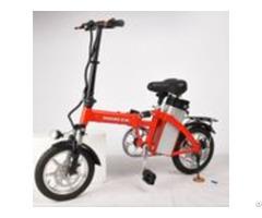 Fold Able City Electric Bike Battery Removable 250w 36v