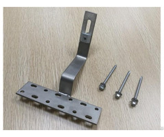 Pitched Roof Solar Mounting System Roman Tile Hook