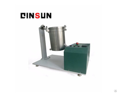 Dry Cleaning And Washing Cylinder With Stainless Steel Rotating Roller