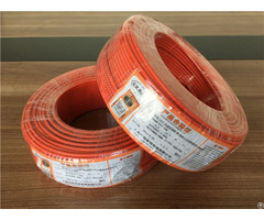 Single Core For Electric Power Transmission Electrical Copper Cloth Wire