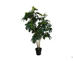 Wholesale Mini Pe Artificial Potted Plants For Decor