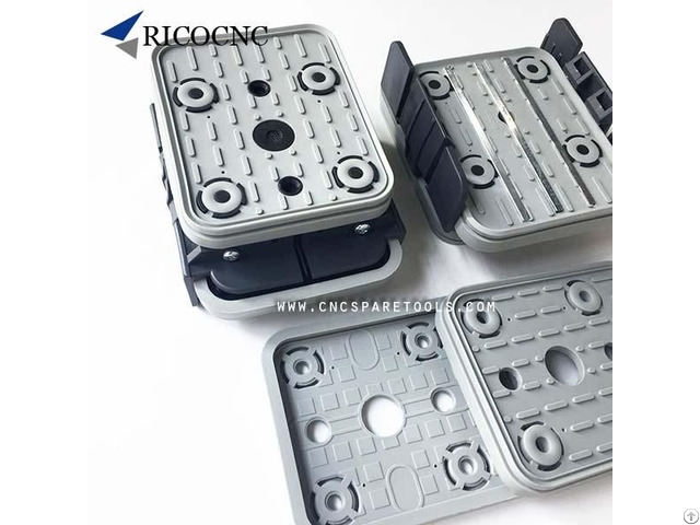 Cnc Vacuum Suction Cups And Pods For Ptp Work Center