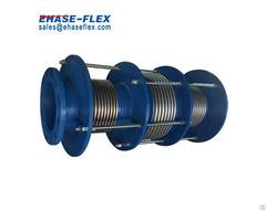 Balance Pressure Corrugated Metal Expansion Bellows