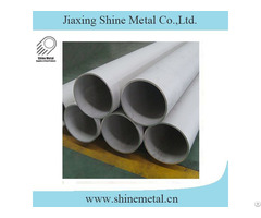Stainless Steel Industrial Pipe