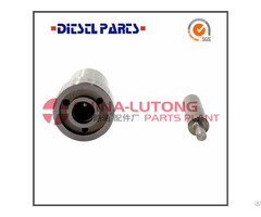Diesel Fuel Spray Nozzles 0433171966 Fits Injector 0445120075 Apply For Holland