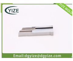 Hardness 58 60 Hrc Precision Spare Parts In Quality Mould Part Manufacturer Yize