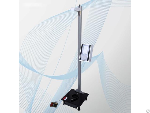 Free Falling Dart Impact Tester Impacting Puncture Test