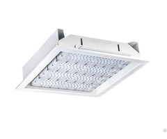 200w Recessed Modular Design Led Canopy Light