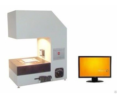 Light Transmittance Test Machine For Fabric