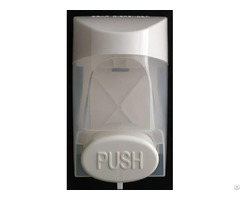 Restroom Plastic Hand Wash Soap Shampoo And Lotion Dispenser
