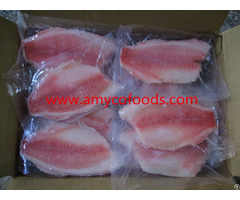 Healthy Tilapia Fillet From China