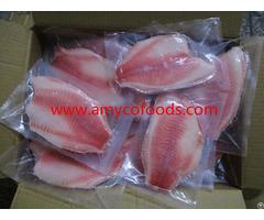 Co Treated Tilapia Fillet Becautiful Color