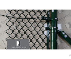Chain Link Fence Welded Airport Garden Temporary