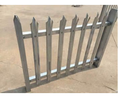 Palisade Fence Iron Perimeter Protection