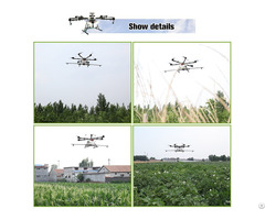 Agricultural Drone Sprayer Development Prospects