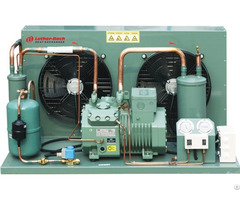 Hot Sales Good Quality Air Cooled Water Colded Condensing Unit Manufacturer