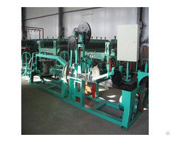Cs A Traditional Twisted Barbed Wire Making Machine