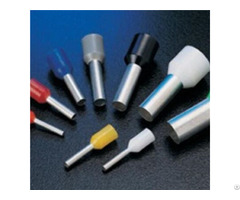 China High Quality New Product Insulated Cord End Sleeve Terminal Lugs Supplier
