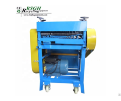 Scrap Cable Wire Stripping And Cutting Recycling Machine For Sale