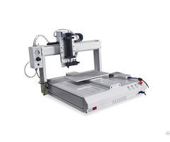 Desktop 3 Axis Automatic Glue Dispensing Machine