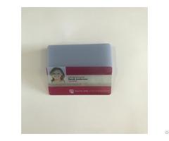 Transparent Inkjet Pvc Card