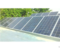 Solar Pv Panel Mounting Bracket System For Flat Roof