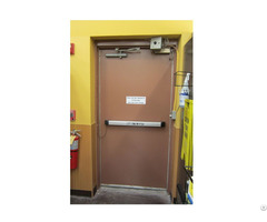 Ul Listed Hollow Metal Door 180 Mins Fire Rated