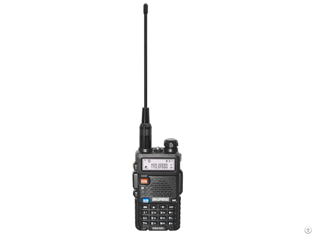 Baofeng Popular Radios Tier 2 Ii Analog Digital Two Way Dm 5r