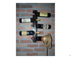 Oaken Wine Rack