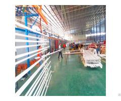 China Good Performance Aluminum Powder Coating Spray Equipment Machine