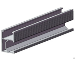Roof Solar Mounting Systems Stainless Steel Roofs Solars Mountings System Rail