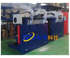 Zero Two Fivet Aluminum Shell Hydraulic Melting Furnace
