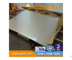Manufacturer Supply Titanium Plate