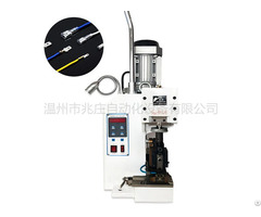 Fully Automatic Connector Terminal Machine Mute Terminals Machines Cast Iron