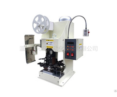 Multi Core Line Low Noise Power Consumption High Speed Peeling And Ending Machine